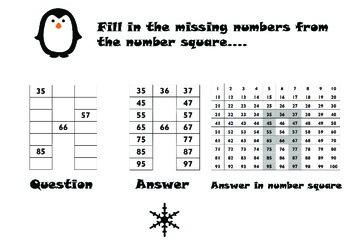 Place Value Alphabet game
