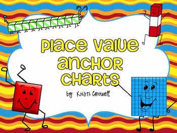 free place value teaching resources lesson plans teachers pay rh teacherspayteachers com Place Value Chart Clip Art Base Ten Clip Art
