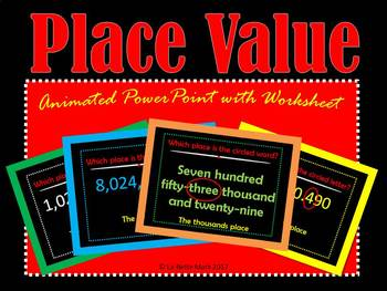 Place Value Animated PowerPoint