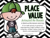 Math and Movement: Place Value Around the Room