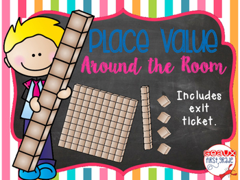 Place Value Around the room/Scoot