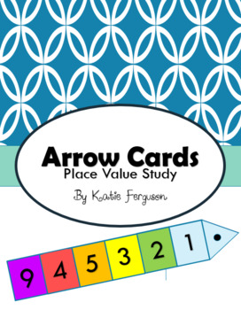 Place Value Arrow Cards