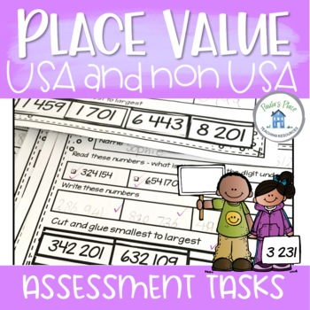 Place Value - Assessment