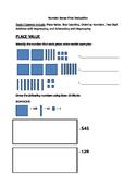 Place Value Assessment - GRADE 3
