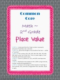 Place Value Assessment Packet