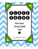 Place Value Assessment Unit (use with Magic of Math 3rd Grade)