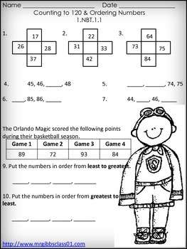 Place Value Assessments/Activities