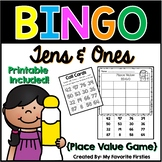 Place Value BINGO {Tens and Ones}