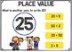 BOOM CARDS Distance Learning Math Games   Place Value