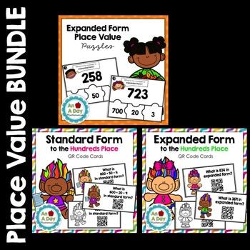 Grade 2 Place Value -BUNDLE