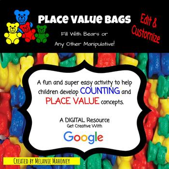Place Value Bags