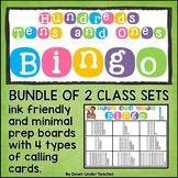 Place Value Base-10 Bingo Bundle - 2 Class Sets