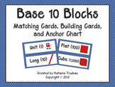 Place Value Base 10 Block Activity Packet