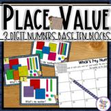 Place Value - Base Ten Blocks - 3 digit - Task Cards