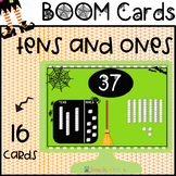 Place Value Base Ten Blocks BOOM Cards