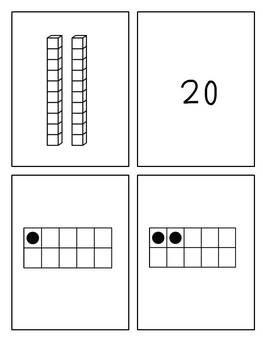 Place Value: Base Ten Memory and More! Games