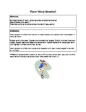 Place Value Baseball Game