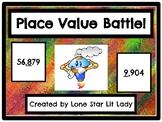 Place Value Battle! Game