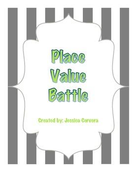 Place Value Battle