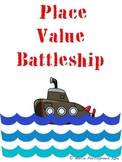 Place Value Battleship Game