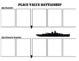 Place Value Battleship Part 2