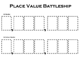 Place Value Battleships