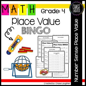 Place Value Bingo {Math Center}