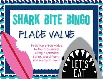 Place Value Bingo (3rd Grade)