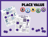 Place Value Bingo (1 - 99)