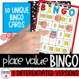 Place Value Game - Base Ten Block Review
