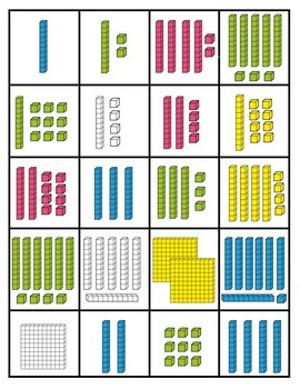 Place Value Bingo: Create a Board and Play
