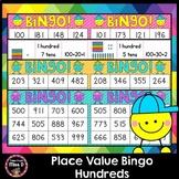 Place Value Bingo - Hundreds