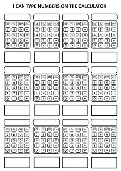 Place Value Bingo; supporting worksheets