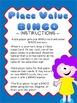 Place Value Bingo through One Million