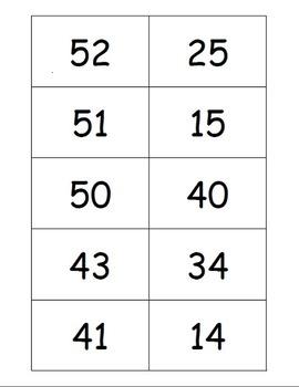 Place Value Bingos