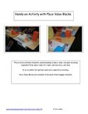 Place Value Blocks Activity