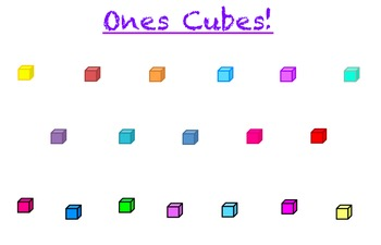 Place Value Blocks/ Base Ten Blocks