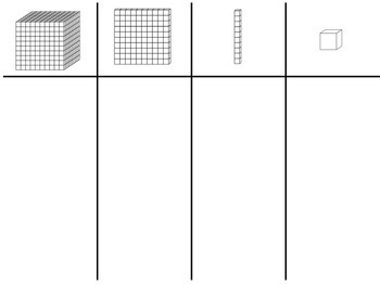 place value board by alison hislop teachers pay teachers. Black Bedroom Furniture Sets. Home Design Ideas