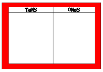 Place Value Boards