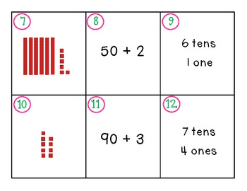 Place Value Boogie (A Scoot Freebie)