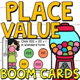 Place Value Boom Cards (Digital Task Cards) for Third Graders