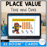 Place Value Boom™ Cards | Tens and Ones Digital Task Cards
