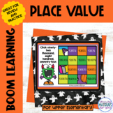 Place Value   Boom Learning℠ Picture Reveal   Halloween