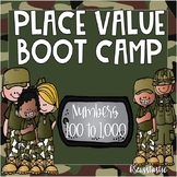 Place Value Boot Camp (100-1000)