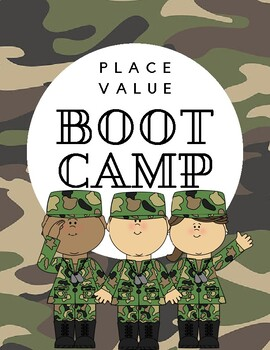 Place Value Boot Camp ~LOW PREP! ~