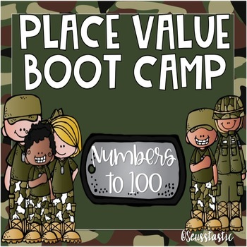 Place Value Boot Camp (Numbers to 100)