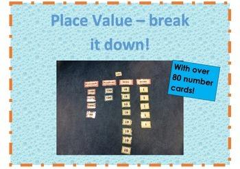 Place Value Break it Down
