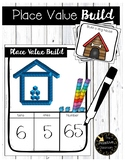 Place Value Build STEM Center for Expanded From, Written Form, and Numeral Form