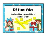 Place Value Build / Elf Theme