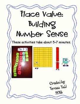 Place Value: Building Number Sense